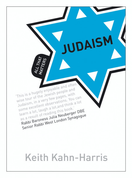 Book cover of Judaism: All That Matters
