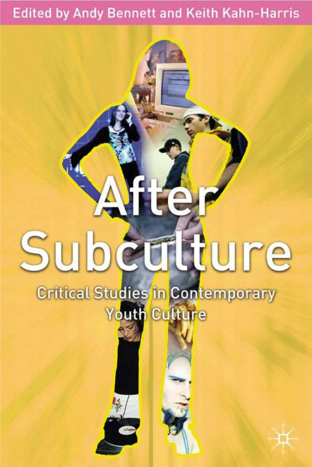 Book cover of After Subculture: Critical Studies in Contemporary Youth Culture