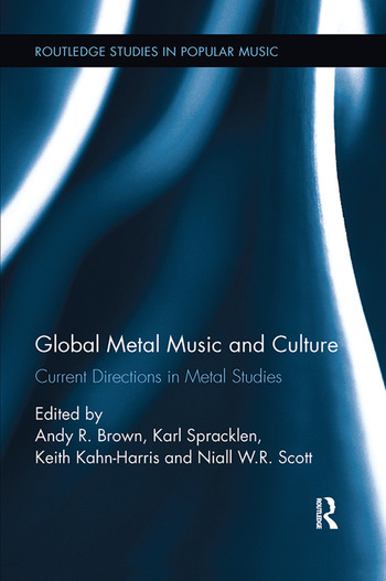 Book cover of Global Metal Music and Culture: Current Directions in Metal Studies